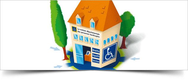 administratif maison du handicap