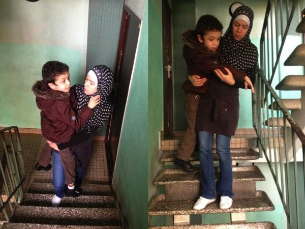 Mohammed, 8 ans, autiste, myopathe, abandonné par les pouvoirs publics