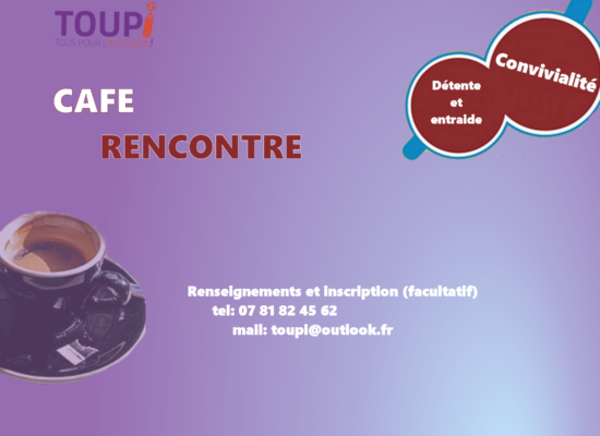 Café des parents : 17 octobre 2015