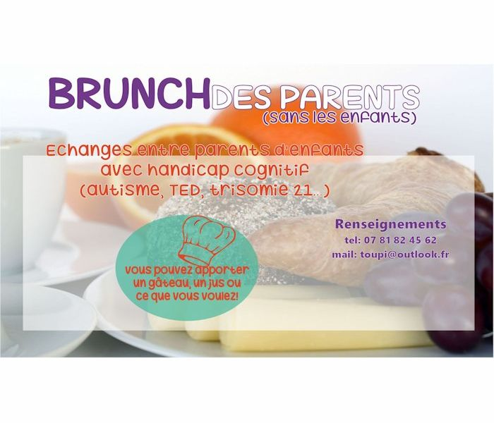 Brunch des parents – 01 avril 2017